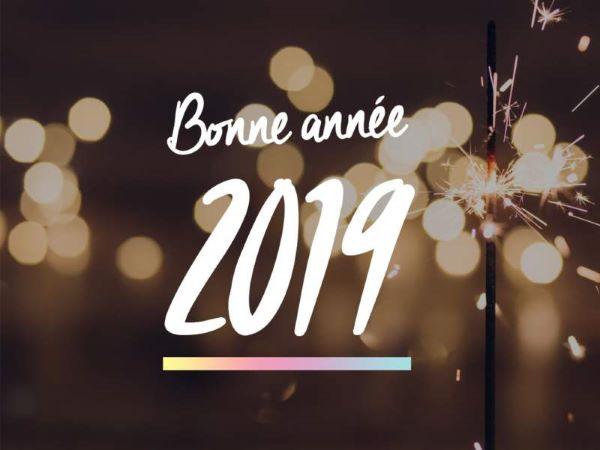 bonne année 2019 petit