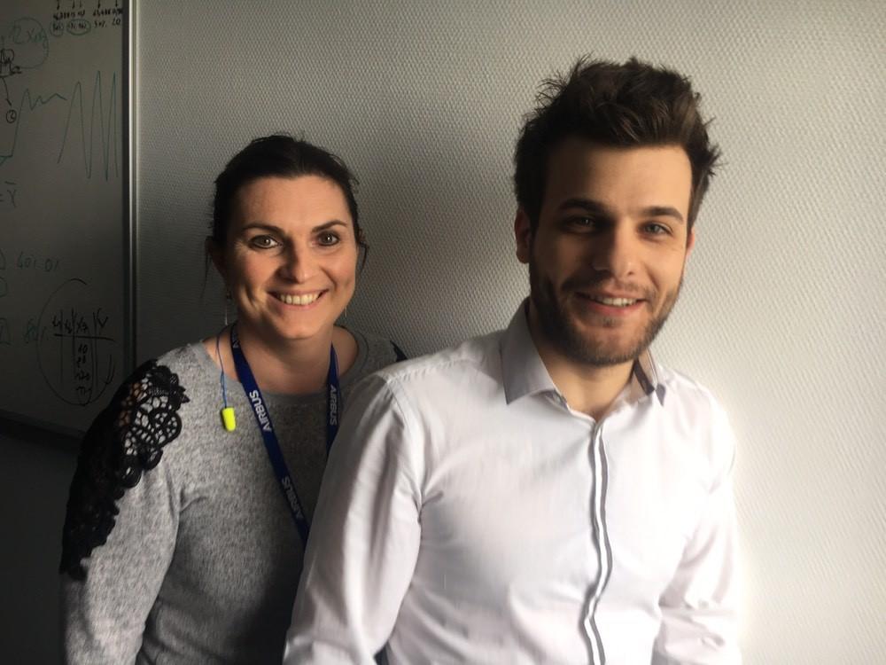 Marie Laure Troadec et Samson Marmier Sophrologie et management